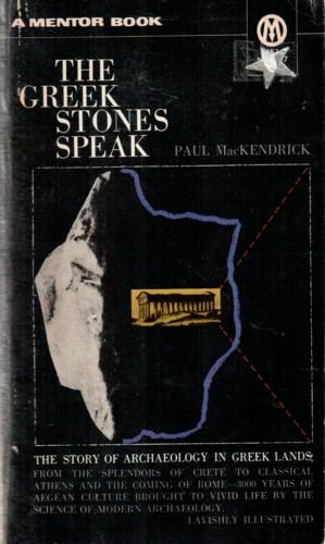 Download The Greek stones speak
