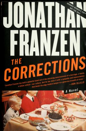 Cover of: The corrections | Jonathan Franzen