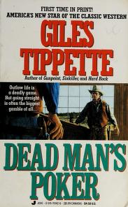 Cover of: Dead Man's Poker | Giles Tippette