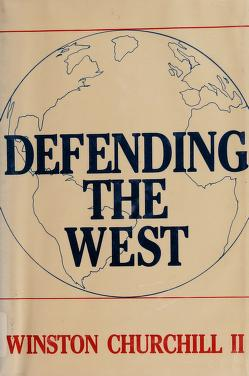 Cover of: Defending the West | Winston S. Churchill