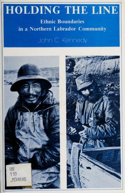 Cover of: Holding the line | John Charles Kennedy