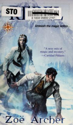 Cover of: Rebel | Zoe Archer