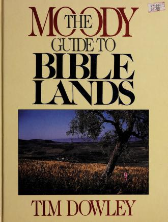 Cover of: Maps of Bible lands | Tim Dowley