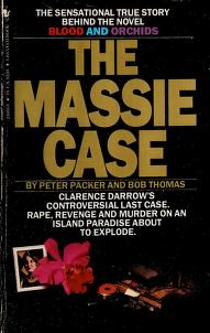 Cover of: The Massie Case | Peter Packer
