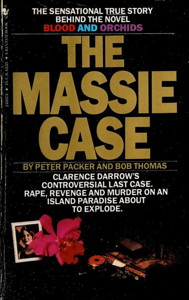 The Massie Case by Peter Packer