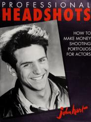 Cover of: Professional headshots | Hart, John