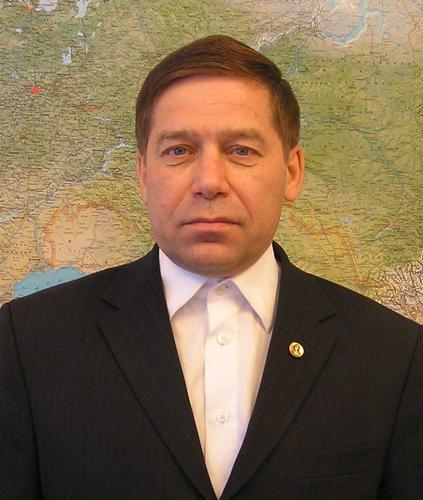 Photo of P. S. Martyshko