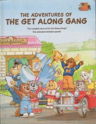 The Adventures of the Get Along Gang by Mary Swenson